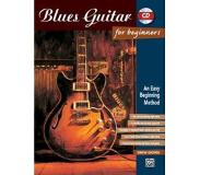 Book Blues Guitar for Beginners: An Easy Beginning Method, Book & Enhanced CD