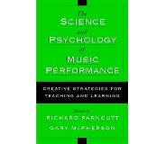 Book The Science and Psychology of Music Performance