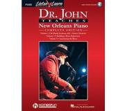 Book Dr. John Teaches New Orleans Piano - Complete Edition: Listen & Learn Series Includes Books 1, 2 & 3