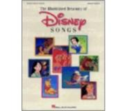 Book New Illustrated Treasury of Disney Songs