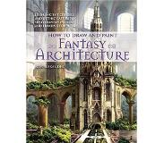 Book How to Draw and Paint Fantasy Architecture