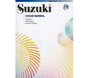 Book Suzuki Violin School