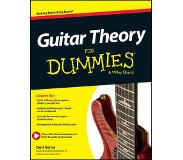 Book Guitar Theory For Dummies