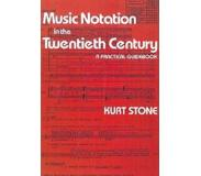 Book Music Notation in the Twentieth Century