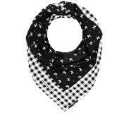 WEEKEND MaxMara DANTE SCARF Huivi black One Size