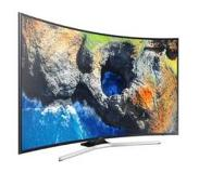 "Samsung 55"" UE55MU6275UXXC Kaareva LED 4K SMART TV, Musta"