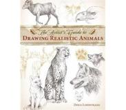 Book The Artists Guide to Drawing Realistic Animals