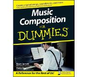 Book Music Composition For Dummies