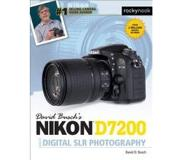 Book David Busch's Nikon D7200 Guide to Digital Slr Photography