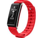 "Huawei Color Band A2 Wristband activity tracker 0.96"" PMOLED Langaton IP67 Musta"