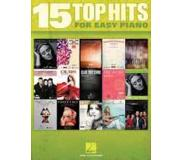 Book 15 Top Hits for Easy Piano