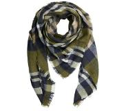 Pieces PCJENIFFERSQUARE SCARF Huivi dark olive One Size