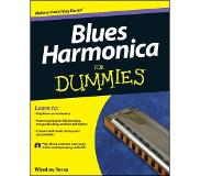 Book Blues Harmonica For Dummies