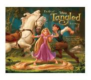 Book The Art of Tangled