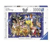 Disney Princess RAVENSBURGER DISNEY Lumikki -palapeli 1 000 palaa