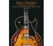 Book Jazz Classics for Solo Guitar