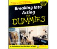 Book Breaking into Acting for Dummies