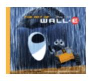 Book Art of Wall.E