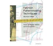 Book Fashion Patternmaking Techniques