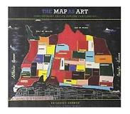 Book The Map as Art