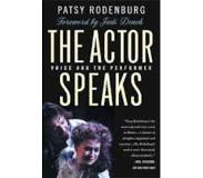 Book The Actor Speaks: Voice And The Performer