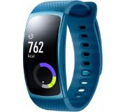 Samsung Wearable Gear FIT 2 SM-R3600 ilman Bluetooth-kuulokkeita blue