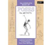 Book The Complete Book of Poses for Artists: A Comprehensive Photographic and Illustrated Reference Book for Learning to Draw More Than 500 Poses