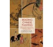 Book Reading Chinese Painting