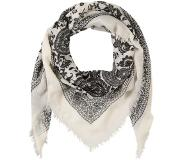 Pieces pcNora Square Scarf Beige/Black