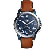 Fossil Q Grant Smartwatch blue