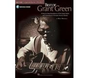 Book Best of Grant Green [With CD (Audio)]