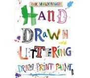 Book Hand drawn lettering