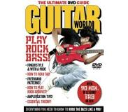 Book Guitar World: Play Rock Bass!: The Ultimate DVD Guide
