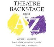 Book Theatre Backstage from A to Z