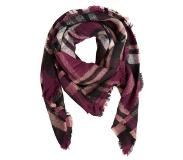 Pieces PCJENIFFERSQUARE SCARF Huivi black One Size