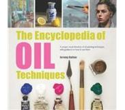 Book Encyclopedia of oil techniques - a unique visual directory of oil painting