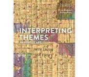 Book Interpreting Themes in Textile Art