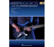 Book Arpeggios for the Modern Guitarist: The Complete Guide, Including Theory, Patterns, Techniques and Applications [With CD (Audio)]