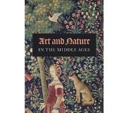 Book Art and Nature in the Middle Ages