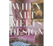 Book When Art Meets Design