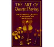 Book The Art of Quartet Playing