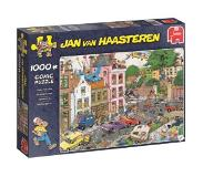 Jumbo Palapeli Jan van Haasteren Friday The 13TH 1000