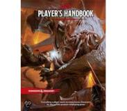 Book Dungeons & Dragons Player's Handbook Strategy Game Guide