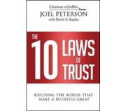 Book The 10 Laws of Trust