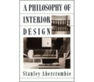Book A Philosophy of Interior Design