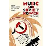 Book Music and Soviet Power, 1917-1932
