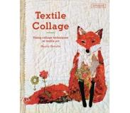 Book Textile Collage
