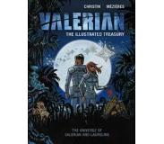 Book Valerian: the Illustrated Treasury