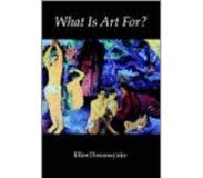Book What is Art for?