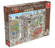 Jumbo Palapeli 1000 Palaa Pieces of History The Romans
